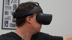 Oculus Rift S at GDC 2019