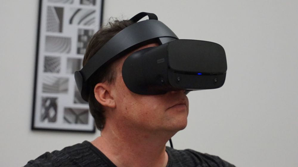 Kris Roberts Reviews the Oculus Rift S at GDC 2019